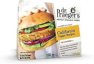 dr praeger california burger