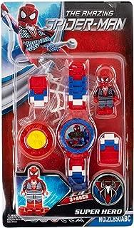 Kids Toys Watch, Boys Cartoon Robot Transformer Toy Hero Amazing Digital Watches, Girls Electronic Wristwatch