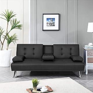 Leather Sofas & Couches   Amazon.com