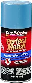Dupli-Color EBGM05397 Light Blue Metallic General Motors Exact-Match Automotive Paint - 8 oz. Aerosol