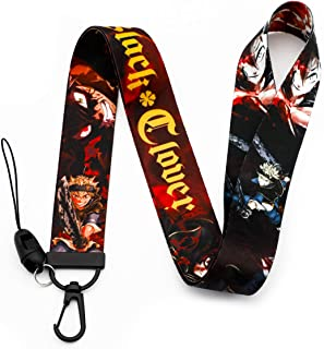 Keys Keychains Cosplay Gifts,My Hero Academia Lanyard,VSB-954 Anime Strap String for USB Flash Drives Anime Gift Anime Fan ID Name Tag Badge Holders and Other Portable Items