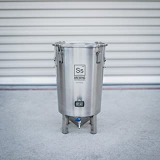 2 gallon fermenter with spigot