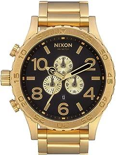 Best nixon 51 30 black gold Reviews