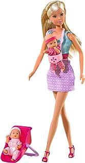 comprar comparacion Simba- Muñeca 29cm con dos bebés (105730211) , color/modelo surtido