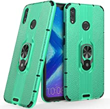 Wuzixi Case for Huawei Nova 4e. Sturdy and Durable, Built-in Kickstand, Anti-Scratch, Shock Absorption, Durable, Cover for Huawei Nova 4e.Green