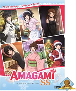 Amagami SS Complete Series DVD Sold from Golden Groundhog