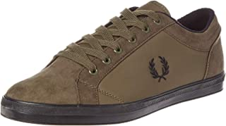 Fred Perry Zapatilla Baseline Sneaker For Men Iris Size 44 EU (B4154-128)