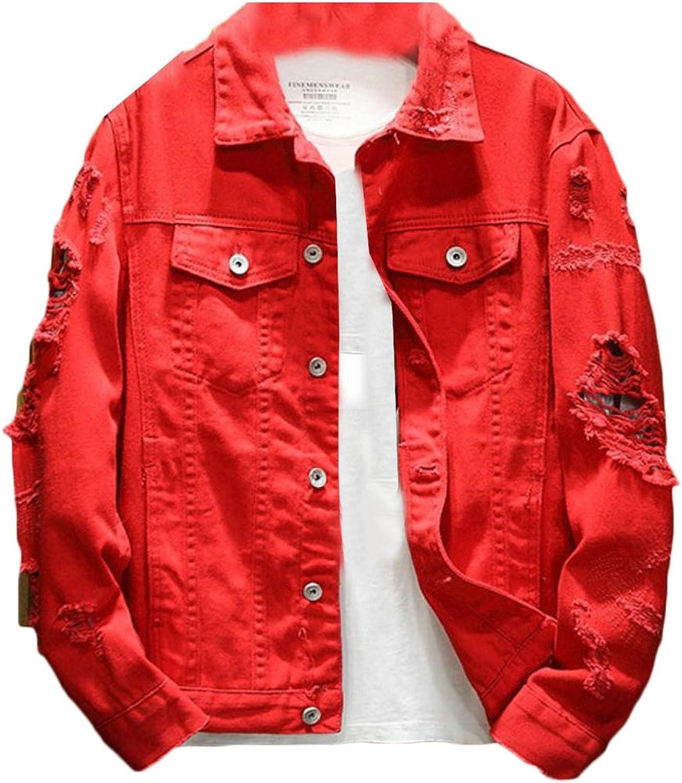 b18b20840c9a JSY Men Vintage Solid Leisure Leisure Leisure Outdoors Overcoat ...