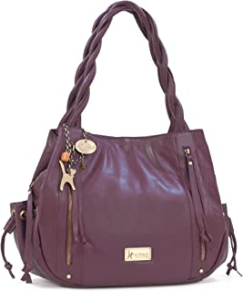 CATWALK COLLECTION - CAZ - Bolso estilo shopper - Cuero