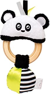 Manhattan Toy Squeaker Panda & Baby Teether
