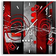 Tableaux pour la Mur 3654 prete a Suspendre EA125x70-3654 5 Parties Motif Moderne 125x70cm Image sur Toile Plusieurs /él/éments Impression sur Toile encadr/ée Pret a accrocher