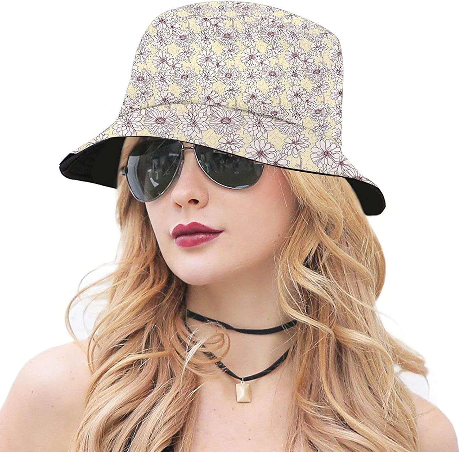 Colorful Packable Summer Super intense Max 48% OFF SALE Sun Cap Protection Travel