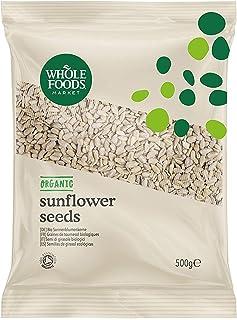 Whole Foods Market - Semillas de girasol ecológicas, 500g