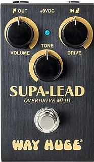 Way Huge Supa Lead MkIII Smalls Guitar Overdrive Effect Pedal (WM31)