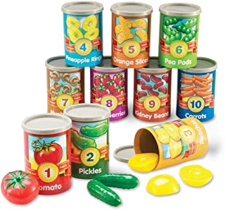 Learning Resources One To Ten Counting Cans