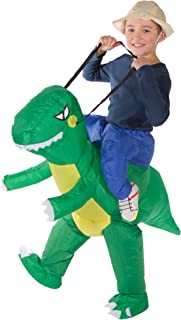 inflatable toddler dinosaur costume