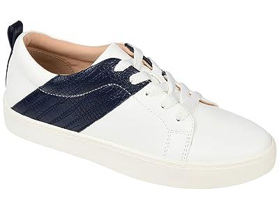 Journee Collection Comfort Foamtm Raaye Sneakers (Navy) Women