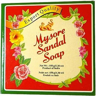 Mysore Sandal Soap 150gm (Pack of 4)