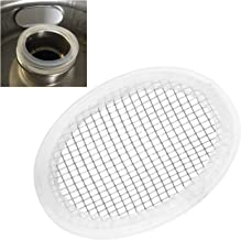 "2""Pakking, Tri Clamp Screen Filter Pakking Micron Screen Roestvrijstalen Filter Mesh voor Tri Clamp Connections Homebrew D..."
