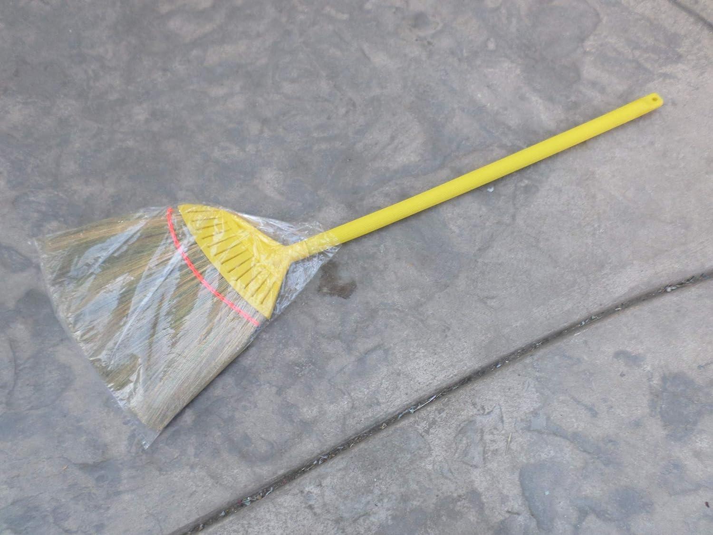 Vietnamese soft fan straw Minneapolis Mall broom handle tube with Yellow plastic Denver Mall