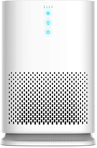 Medify MA 14 Medical Grade True HEPA H13 99 97 Air Purifier For 235 Sq Ft Allergies Dust Pollen Perfect For Single Office Bedrooms Dorms Or Baby Nurseries White