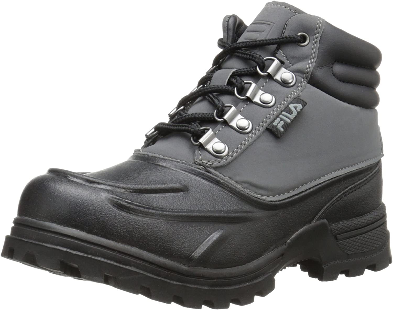 Fila 55% OFF Weathertec Hiking Shoe Kid Big Little low-pricing