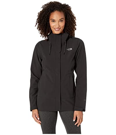 The North Face Apex DryVenttm Jacket (TNF Black/TNF Black) Women