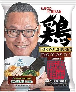 Sapporo Ichiban Tokyo Chicken Momosan Ramen, 3.44 Ounce (Pack of 5)