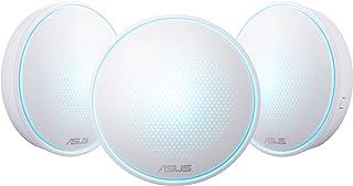 ASUS Lyra Mini - Kit de 3 Sistemas Wi-Fi Mesh Doble Banda AC1300 Gigabit (App de gestión, Smart Connect, única Red, compatible con Ai Mesh wifi)