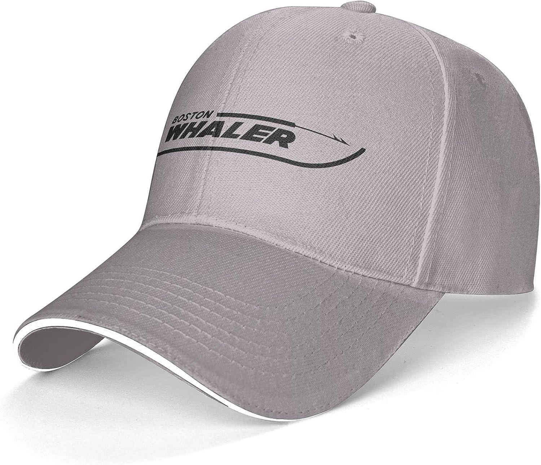 Boston Whaler Hat Baseball Cap for Summer Sun Hat Casual Snapback Washed Sports Hat Outdoor Fashion Baseball Cap