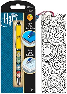 Harry Potter Ballpoint Click Pen and Stylus Combination