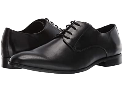 Steve Madden Prey Oxford (Black Leather) Men