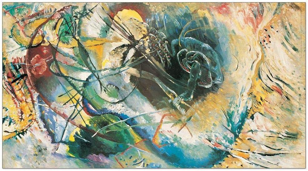 Artopweb Choice Decorative Panel 39.5x21.5 Multicolored SEAL limited product Inch