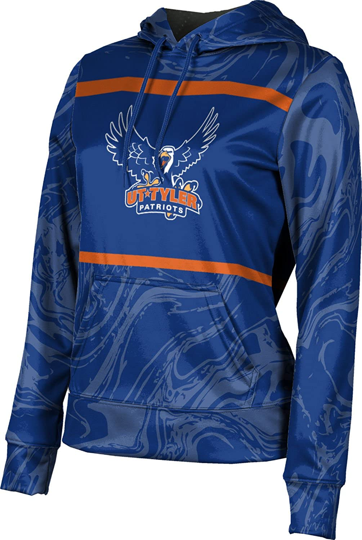 ProSphere The University of Texas at Tyler Girls' Pullover Hoodie, School Spirit Sweatshirt (Ripple)