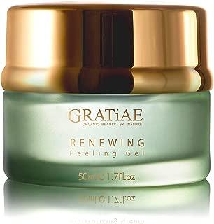 Gratiae Organic Beauty Renewing Peeling Gel