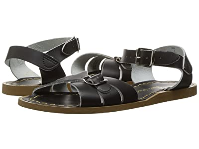 Salt Water Sandal by Hoy Shoes Classic (Little Kid) (Black) Girls Shoes
