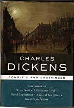Charles Dickens: Five Novels: Complete and Unabridged