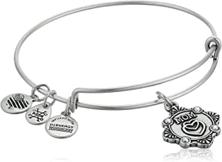 Womens Because I Love You Mom III Bangle