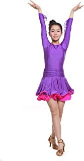 Latin Salsa cha cha Tango Ballroom Dance Dress-Overall Regulation Grading Styles
