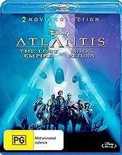 Atlantis 1&2 (Blu-ray)