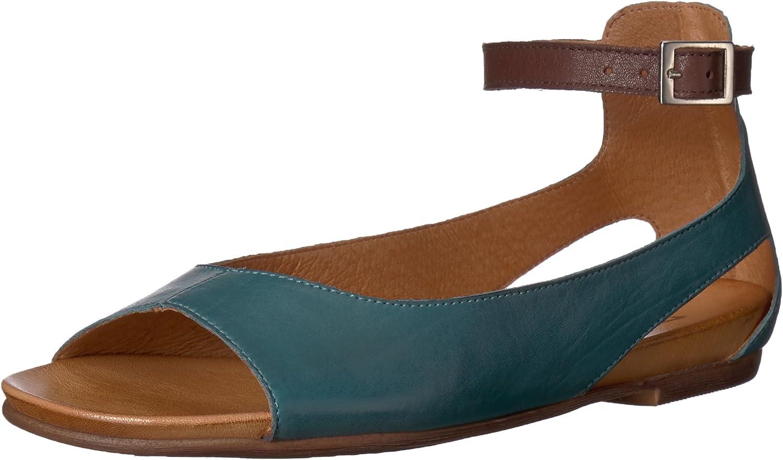 Miz Mooz Womens Angel Flat Sandal