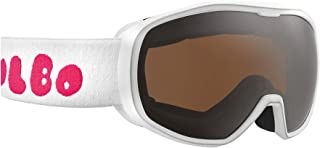 Julbo flicka Spot skidglasögon, vit, 3–6 år