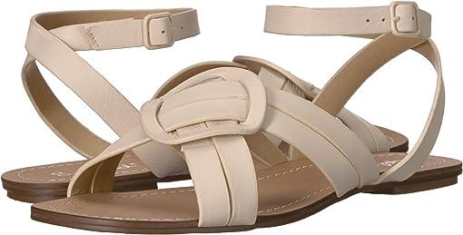Cream Soft Waxy Leather