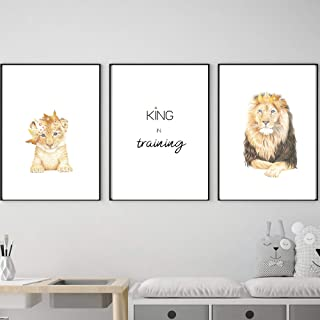 Amazon Com Lion Nursery Wall Decor
