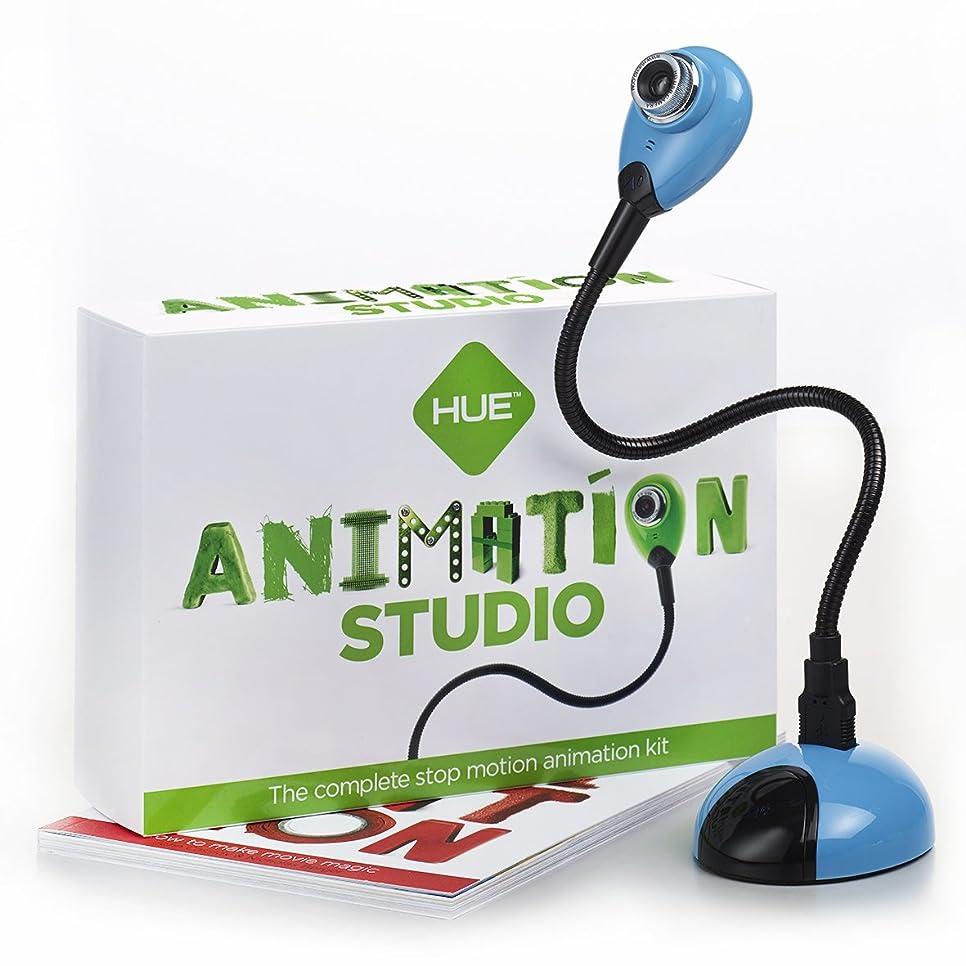 ロビー天井どう?Hue Animation Studio ストップモーション?アニメーション?セット コマ撮りソフト?カメラ付き(Windows/Mac OS X対応)(ブルー)