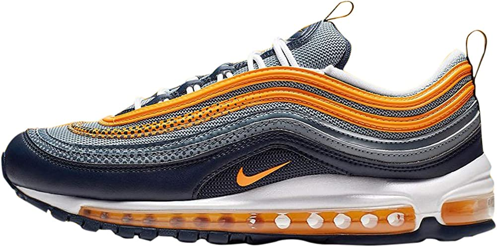 Nike Air Max 97 Se Aq4126-401, Sneakers Basses Homme : Amazon.fr ...
