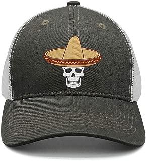 Unisex Stylish All Cotton Washed Baseball Cap-Rebel Scum Design Adjustable Fits Snapback hat Sport Cap
