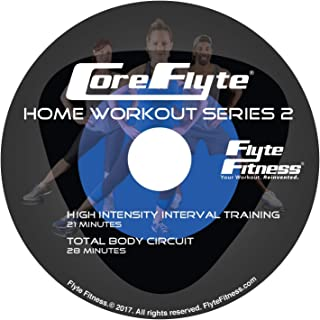 Core Flyte Home Workout DVD Series 2