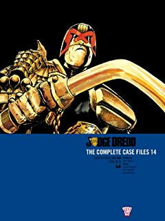 Judge Dredd: The Complete Case Files 14 (Judge Dredd The Complete Case Files)