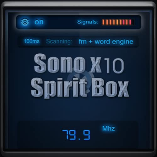 Sono X10 Spirit Box